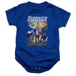 Harbinger - Toddler Foot Forward Onesie