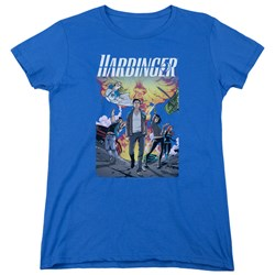 Harbinger - Womens Foot Forward T-Shirt