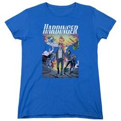Harbinger - Womens Foot Forward T-Shirt