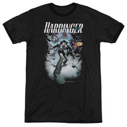 Harbinger - Mens 12 Ringer T-Shirt
