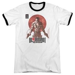 Bloodshot - Mens Reborn Ringer T-Shirt
