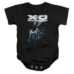 Xo Manowar - Toddler By The Sword Onesie