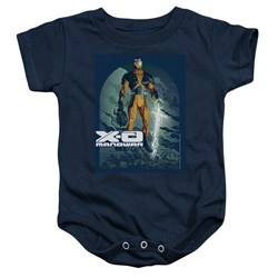 Xo Manowar - Toddler Planet Death Onesie