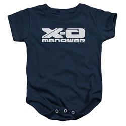 Xo Manowar - Toddler Logo Onesie