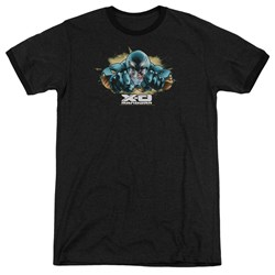 Xo Manowar - Mens Xo Fly Ringer T-Shirt