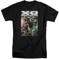 Xo Manowar - Mens Pit Tall T-Shirt
