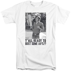 Dazed And Confused - Mens Paddle Tall T-Shirt