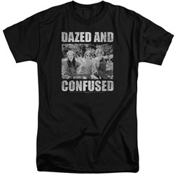 Dazed And Confused - Mens Rock On Tall T-Shirt