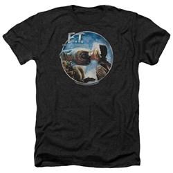 ET - Mens Gertie Kisses Heather T-Shirt