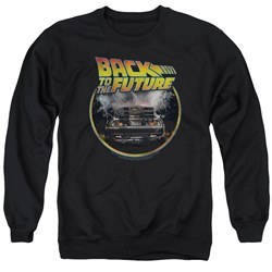 Back To The Future - Mens Back Sweater