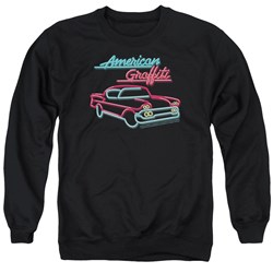 American Grafitti - Mens Neon Sweater