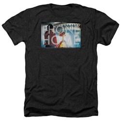 ET - Mens Knockout Heather T-Shirt