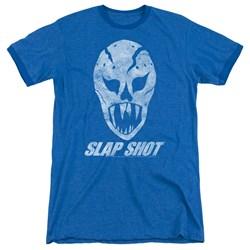 Slap Shot - Mens The Mask Ringer T-Shirt