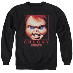 Childs Play - Mens Chucky Squared Sweater