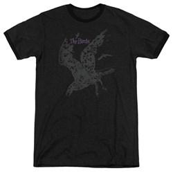 Birds - Mens Poster Ringer T-Shirt
