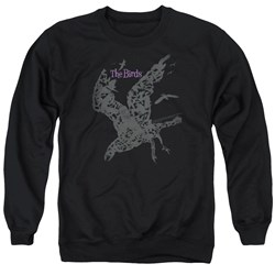 Birds - Mens Poster Sweater