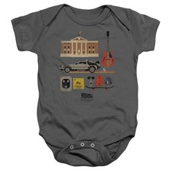Back To The Future - Toddler Items Onesie