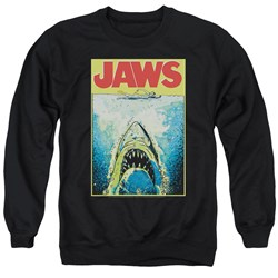 Jaws - Mens Bright Jaws Sweater