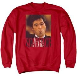 Scarface - Mens Smoking Cigar Sweater