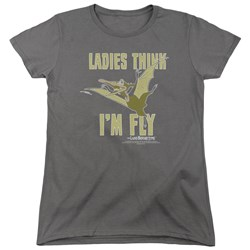 Land Before Time - Womens I'M Fly T-Shirt