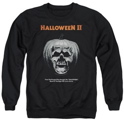 Halloween II - Mens Pumpkin Poster Sweater
