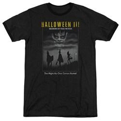 Halloween III - Mens Kids Poster Ringer T-Shirt