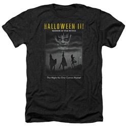 Halloween III - Mens Kids Poster Heather T-Shirt