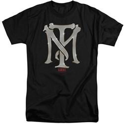 Scarface - Mens Tm Bling Tall T-Shirt