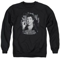 Scarface - Mens Smokey Scar Sweater