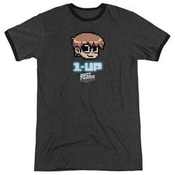 Scott Pilgrim - Mens 1 Up Ringer T-Shirt