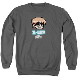 Scott Pilgrim - Mens 1 Up Sweater