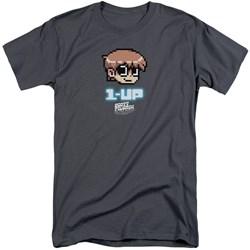 Scott Pilgrim - Mens 1 Up Tall T-Shirt