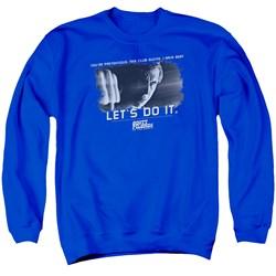 Scott Pilgrim - Mens Beef Sweater
