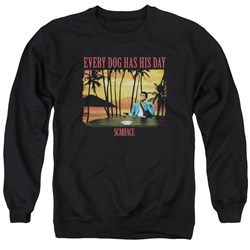 Scarface - Mens A Dog Day Sweater