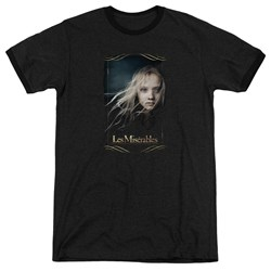 Les Miserables - Mens Cosette Ringer T-Shirt