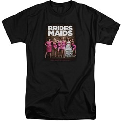 Bridesmaids - Mens Poster Tall T-Shirt