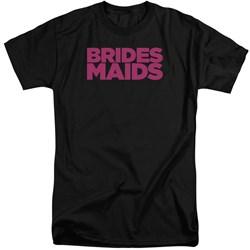 Bridesmaids - Mens Logo Tall T-Shirt