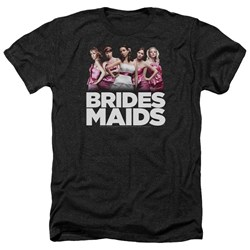 Bridesmaids - Mens Maids Heather T-Shirt