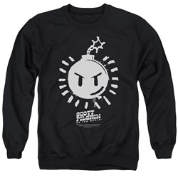 Scott Pilgrim - Mens Sex Bob Omb Logo Sweater