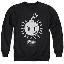 Scott Pilgrim - Mens Sex Bob Omb Logo Sweater