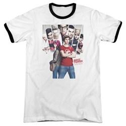 Scott Pilgirm - Mens Pilgrim Poster Ringer T-Shirt