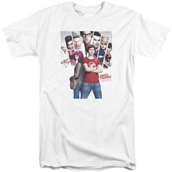 Scott Pilgirm - Mens Pilgrim Poster Tall T-Shirt
