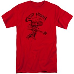 Scott Pilgrim - Mens Rockin Tall T-Shirt
