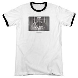 Sixteen Candles - Mens Birthday Way Ringer T-Shirt