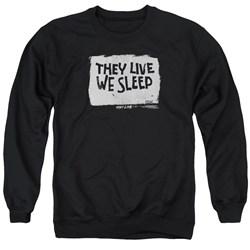 They Live - Mens We Sleep Sweater