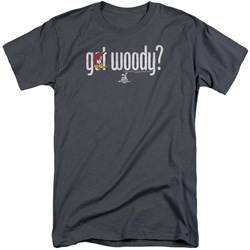 Woody Woodpecker - Mens Got Woody Tall T-Shirt
