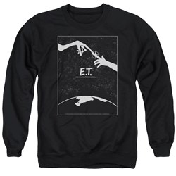 ET - Mens Simple Poster Sweater