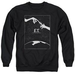 ET - Mens Simple Poster Sweater