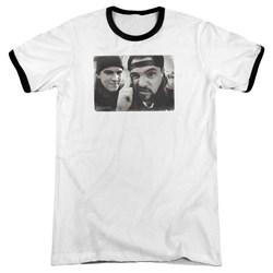 Mallrats - Mens Mind Tricks Ringer T-Shirt