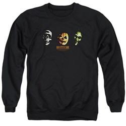 Halloween III - Mens Three Masks Sweater